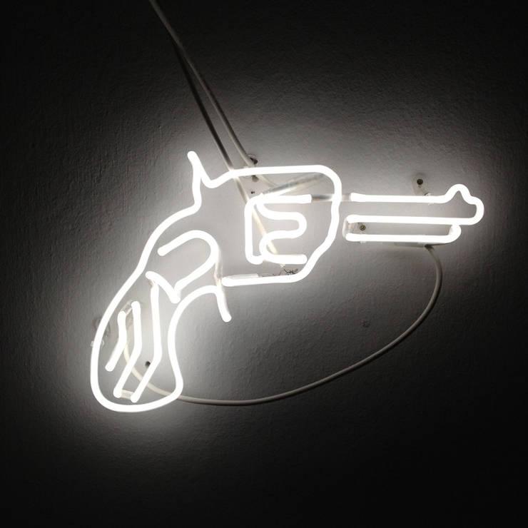 Neony we wnętrzach: styl , w kategorii  zaprojektowany przez neonlove,Eklektyczny