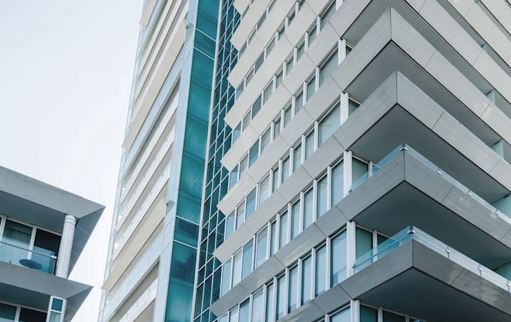 Savona Tower:  de estilo  de Ricardo Bofill Taller de Arquitectura