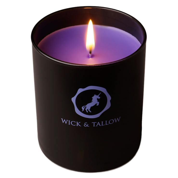 Wick & Tallow Lavender & Ginger Candle:  Household by Wick & Tallow
