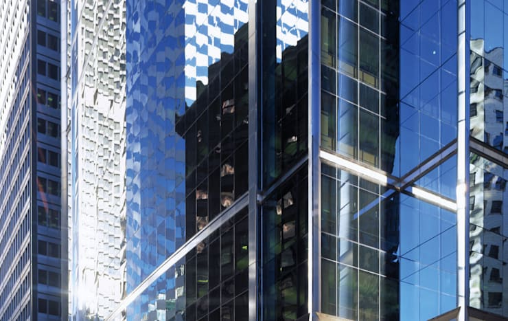 Dearborn Center:  de estilo  de Ricardo Bofill Taller de Arquitectura