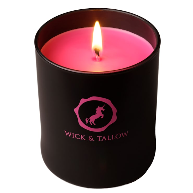 Wick & Tallow Sandalwood & Rose Candle:  Household by Wick & Tallow