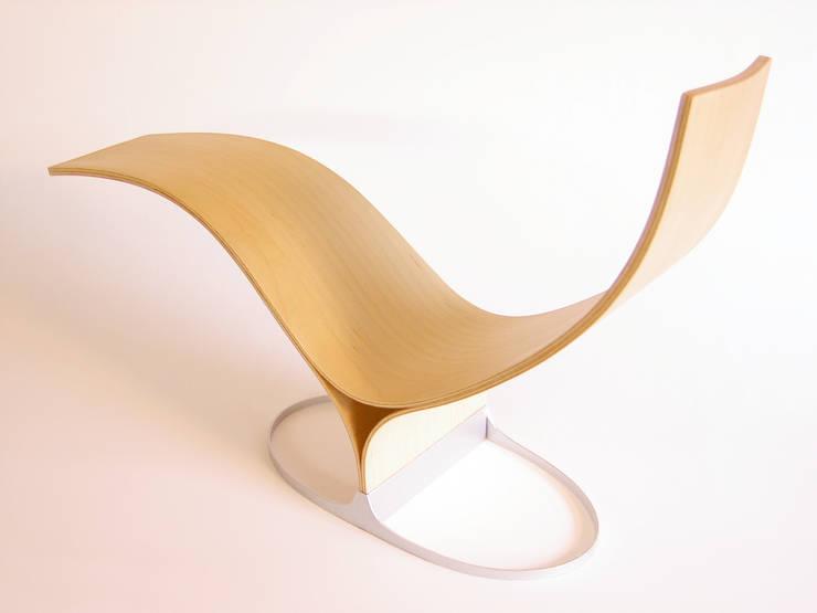 Salas/Recibidores de estilo  por Design Studio CRAC,
