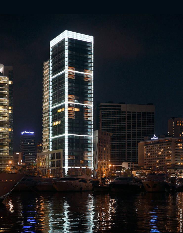 Platinum Tower:  de estilo  de Ricardo Bofill Taller de Arquitectura