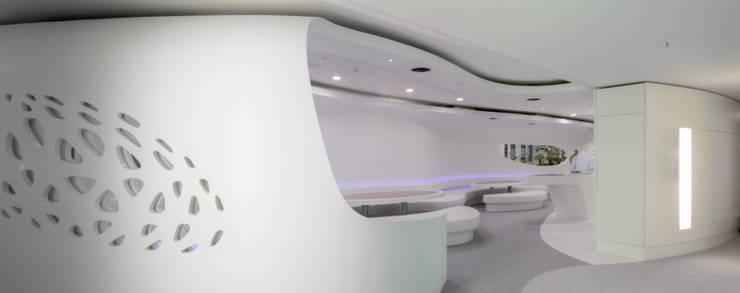 SYZYGY – Frankfurt am Main:  Arbeitszimmer von 3deluxe,