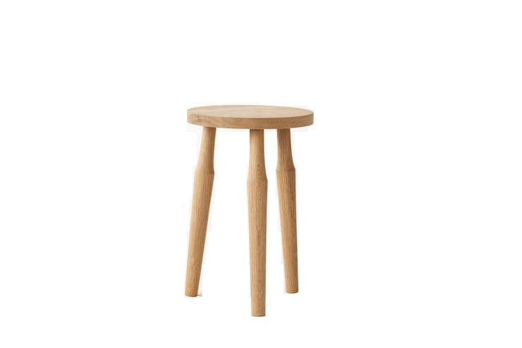 Affonso Stool:   by Liam Treanor