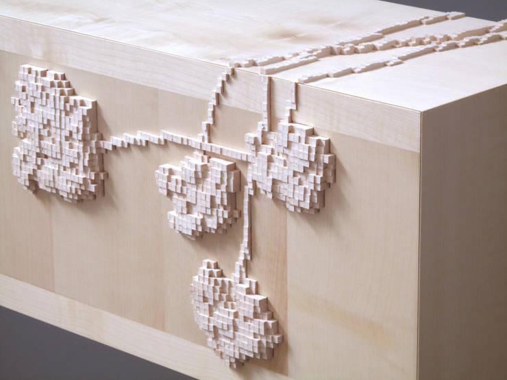Sakura Sideboard:   by Laszlo Beckett