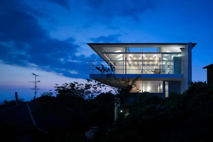 door Yoshiaki Yamashita Architect&Associates