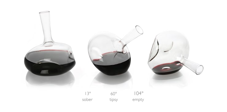 13 / 60 / 104 Decanter:   by ROKOS