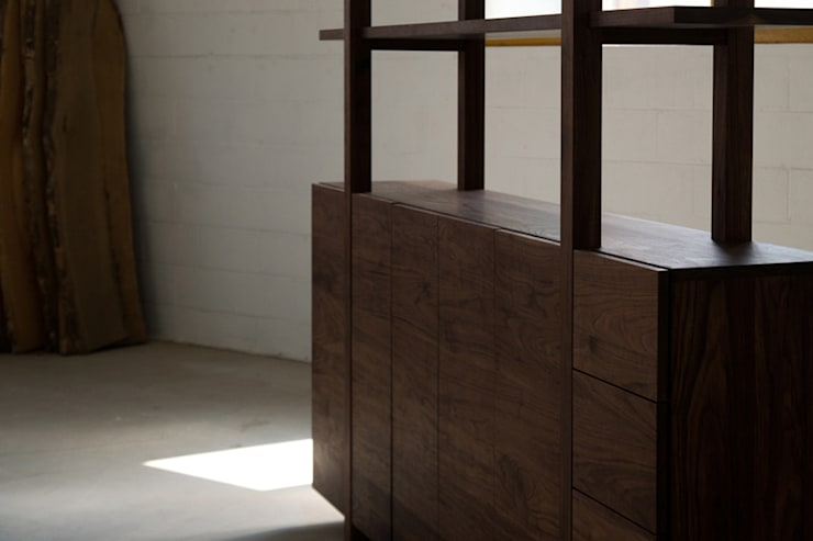 진열장: BORI STUDIO의 아시아틱 ,한옥