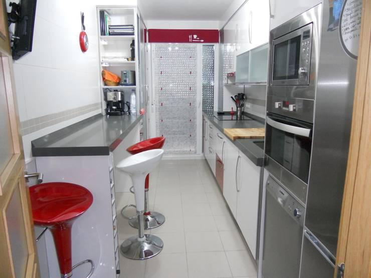 Kitchen by SQ-Decoración