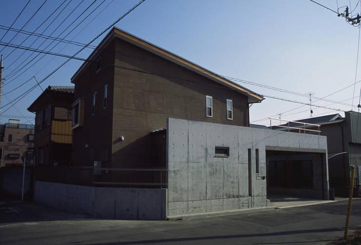 外観: 八島建築設計室が手掛けた家です。