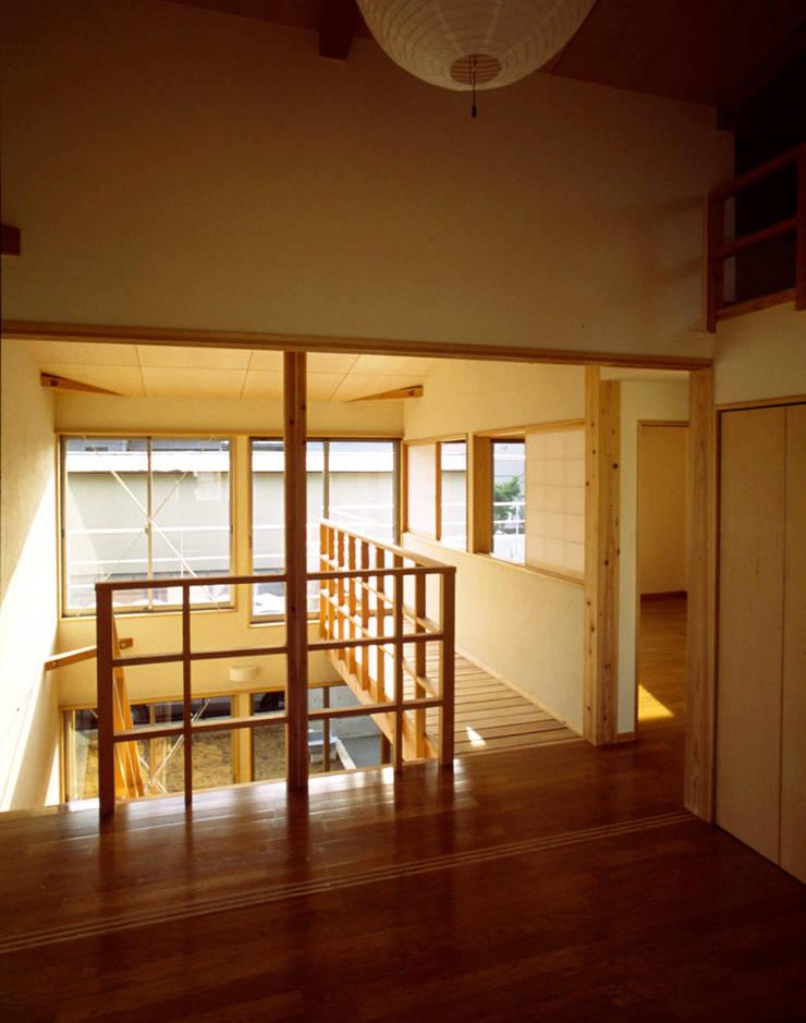 子供室: 八島建築設計室が手掛けた子供部屋です。