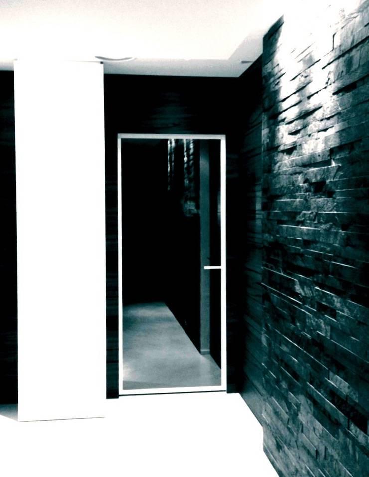 Casa LP: Case in stile  di chiarapice studio, Moderno