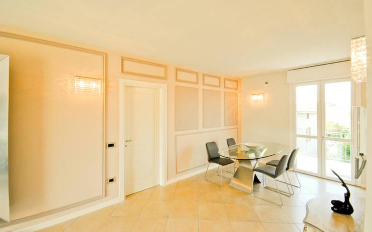 Interior Design RP: Case in stile  di MCArc Laboratorio di architettura sostenibile, Moderno