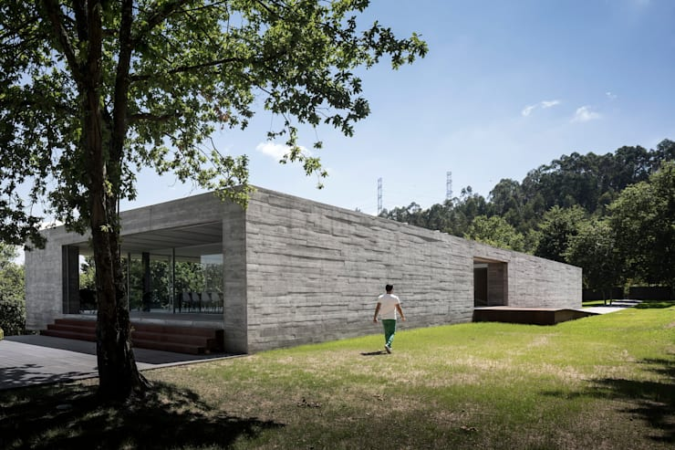 Casa Sambade: Casas  por spaceworkers®