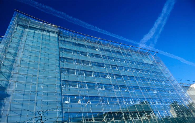 Axa Offices:  de estilo  de Ricardo Bofill Taller de Arquitectura