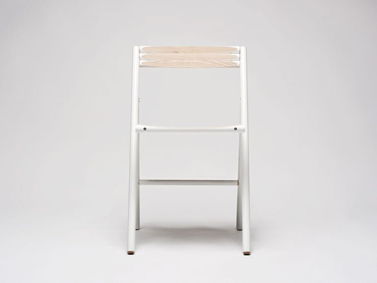 STEEL chair:  Eetkamer door Reinier de Jong Design