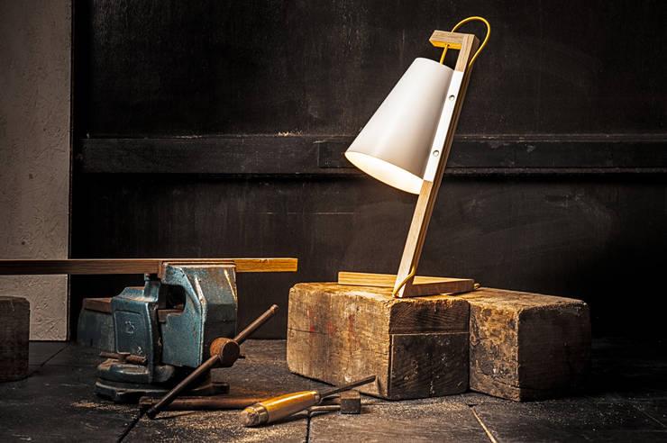 Lighty: Maison de style  par JULIEN DEVAUX
