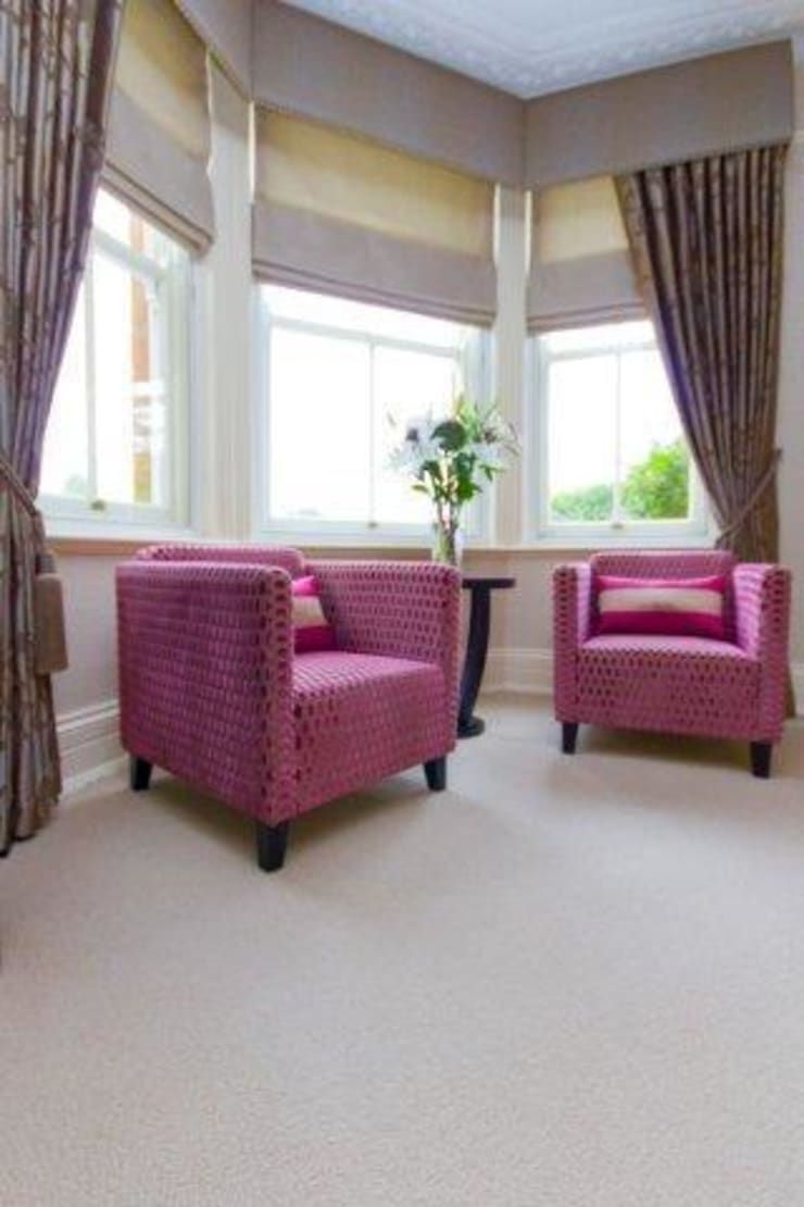 Lounge Project In Epping:  Living room by lorraine
