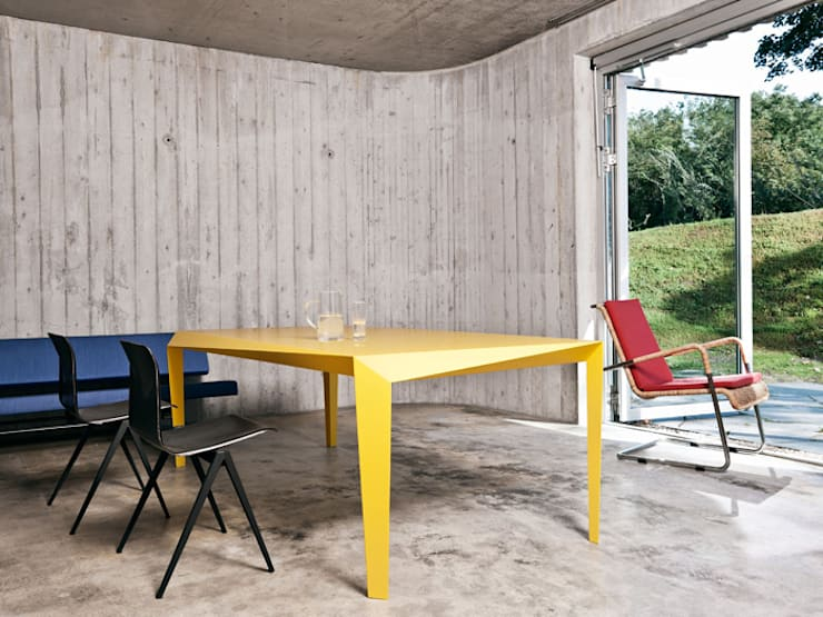 Dining room by Reinier de Jong Design