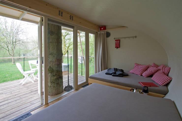 Schlafzimmer von Atelier Dutch