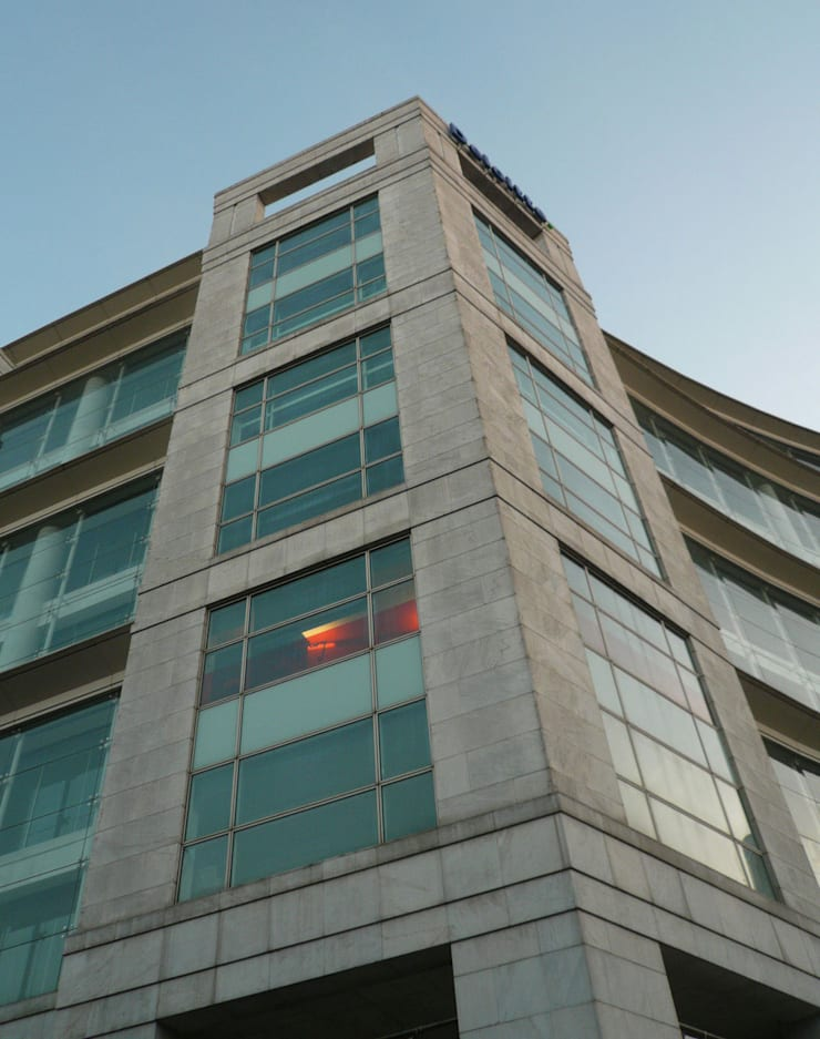 Atrium Saldanha:  de estilo  de Ricardo Bofill Taller de Arquitectura