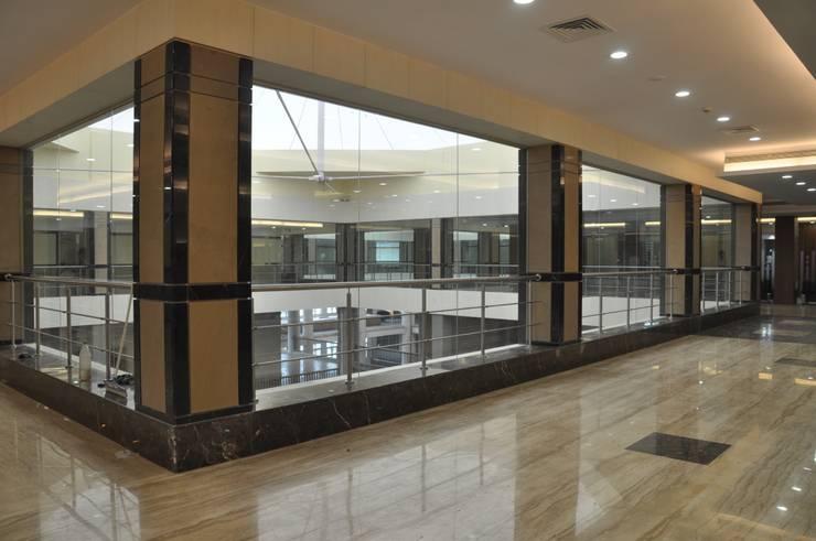 ASSAM ADMINISTRATIVE STAFF COLLEGE, ADMINISTRATIVE BUILDING,3rd FLOOR, KHANAPARA, GUWAHATI:   by PRAKALPA PLANNING SOLUTIONS PVT. LTD