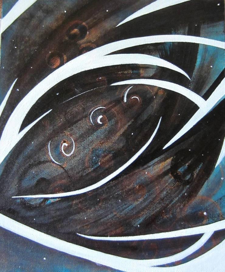 canvas art:   by extol arts