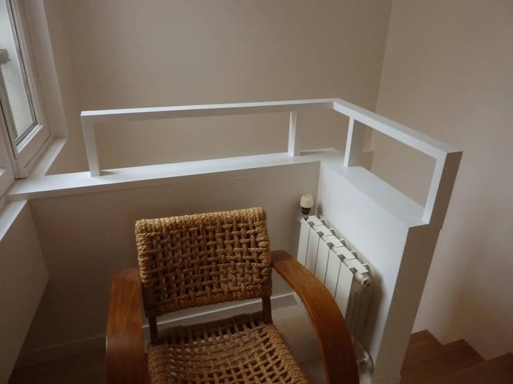 L' escalier qui change tout par Pinto Archi Moderne