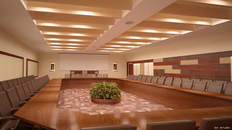 ASSAM ADMINISTRATIVE STAFF COLLEGE, ADMINISTRATIVE BUILDING, Grnd/ 1st & 2nd FLOORs, KHANAPARA, GUWAHATI:   by PRAKALPA PLANNING SOLUTIONS PVT. LTD