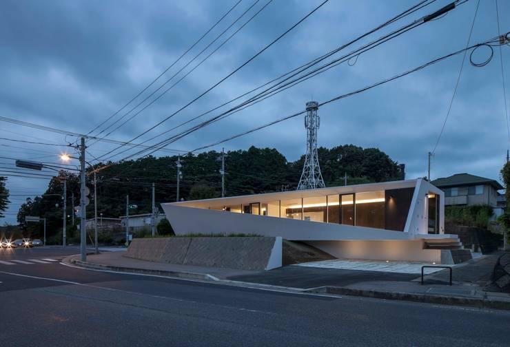 後藤武建築設計事務所의  주택