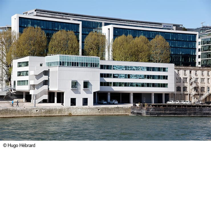 Batellerie:  de style  par JB Lacoudre Architectures