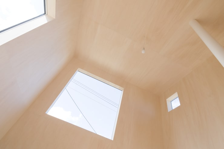 KUMAGAI HOUSE: hiroshi kuno + associatesが手掛けた窓です。,