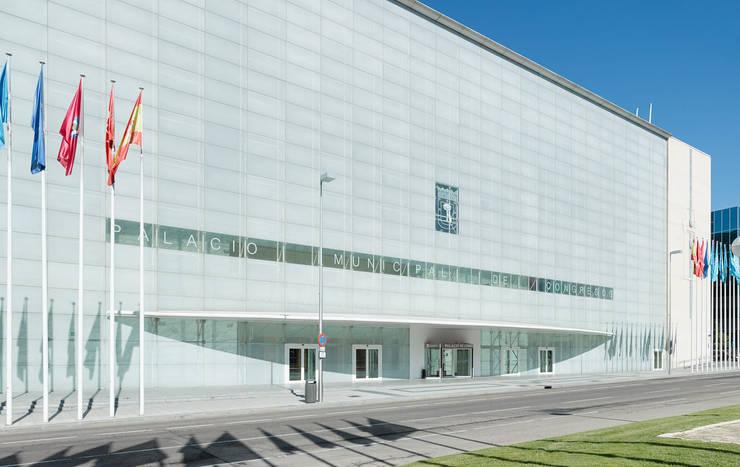 Madrid Congress Center:  de estilo  de Ricardo Bofill Taller de Arquitectura