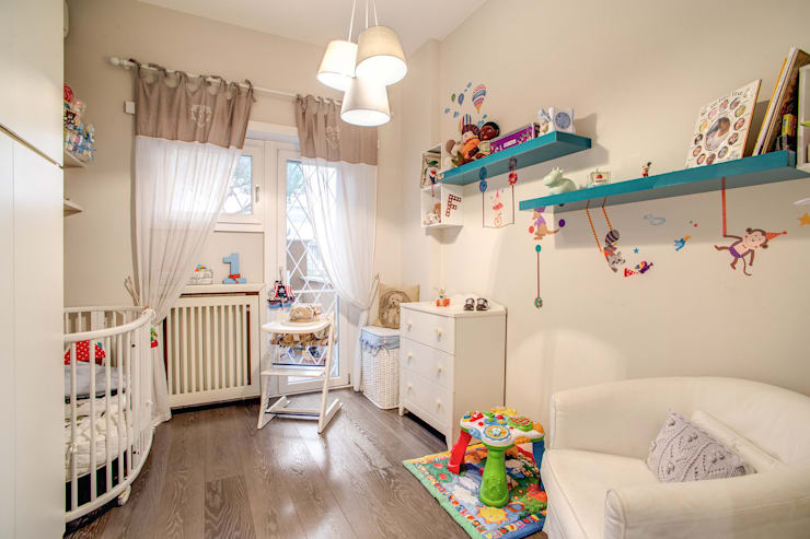 غرفة الاطفال تنفيذ MOB ARCHITECTS