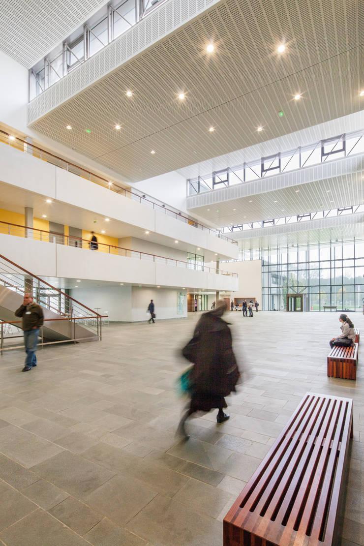 ENSTA: Ecoles de style  par JB Lacoudre Architectures