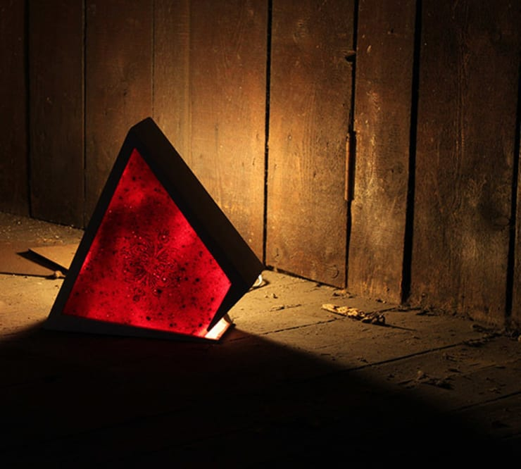 Lampe à poser YLISSA: Art de style  par Marion ROBIDAS