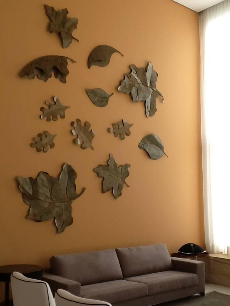 Folhas: Arte  por Fabian Rodrigues Artista Plástico