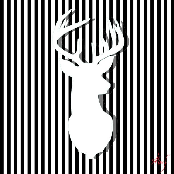 Forest: Art de style  par ALINEF DESIGNER