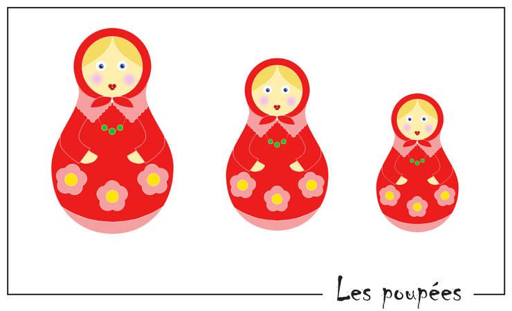 Les poupées: Art de style  par ALINEF DESIGNER