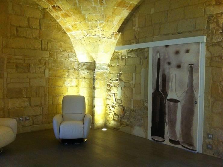 Ristrutturazione nel Centro Storico: Case in stile  di Gianluca Vetrugno Architetto,