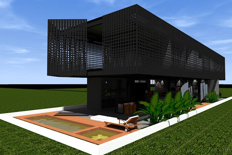 modern  by Bruno Rubiano, Modern
