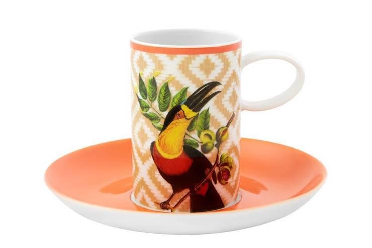Xícara de Café com Pires:   por Olhar o Brasil,