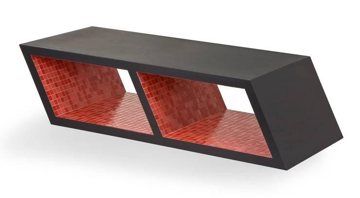 Couchtisch:  Wohnzimmer von Tile Style,