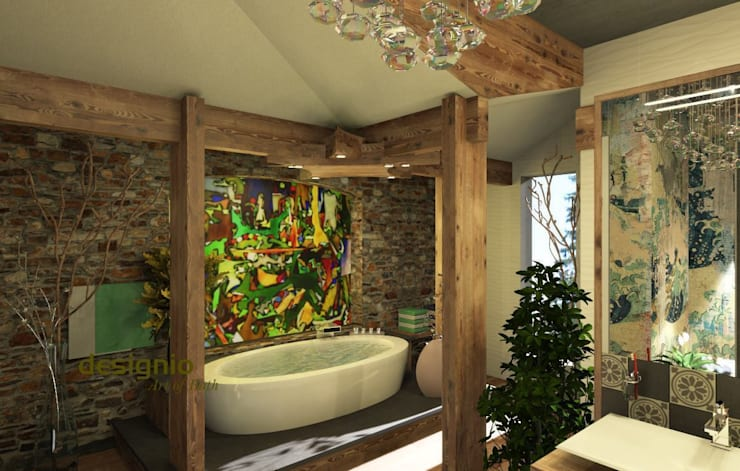 Bathroom by Art of Bath