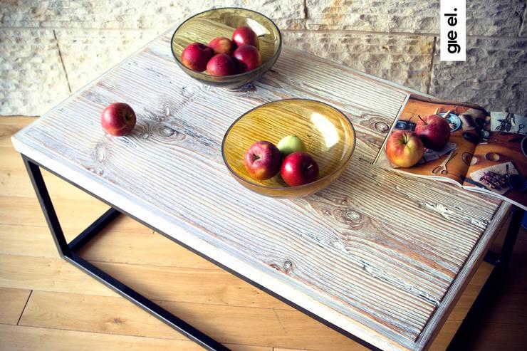 Unique glass decoration: styl , w kategorii Jadalnia zaprojektowany przez Gie El Home