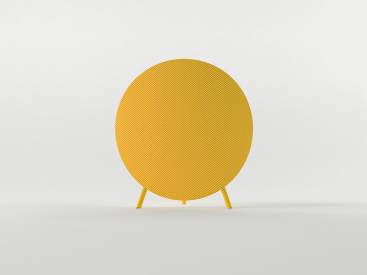 Halo Yellow:   by Hypetex