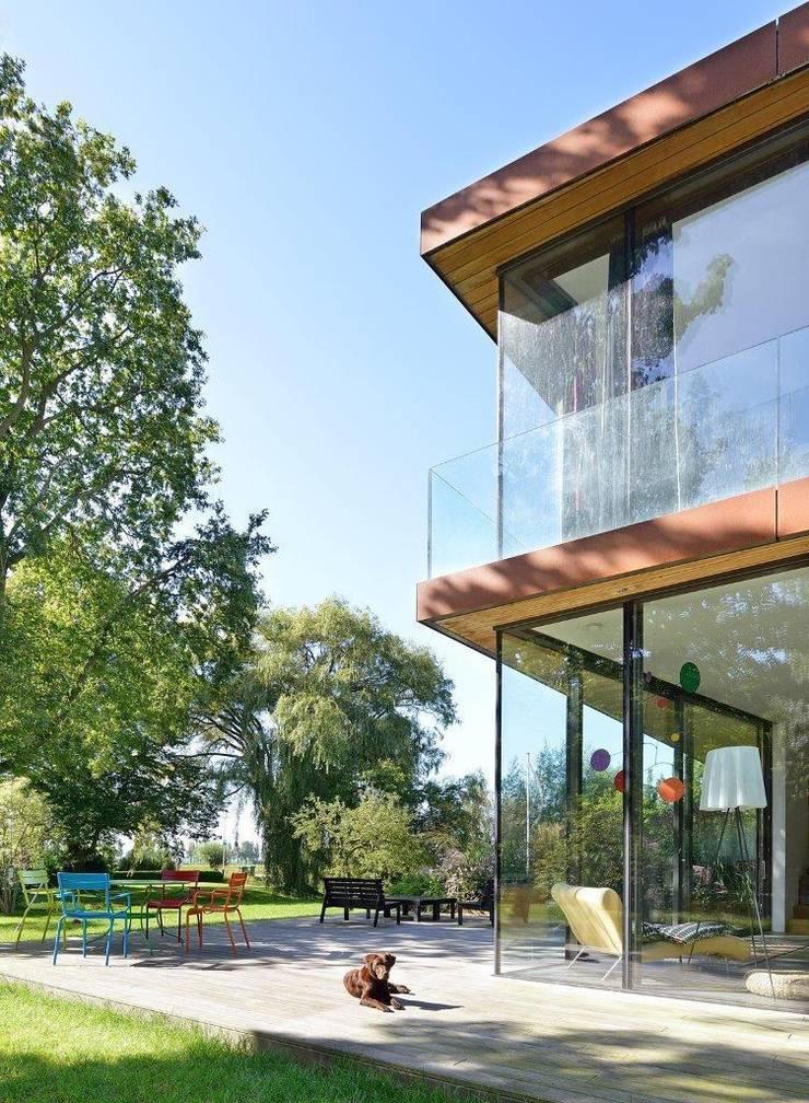 Woonhuis Delft:  Huizen door CHANGE.NL