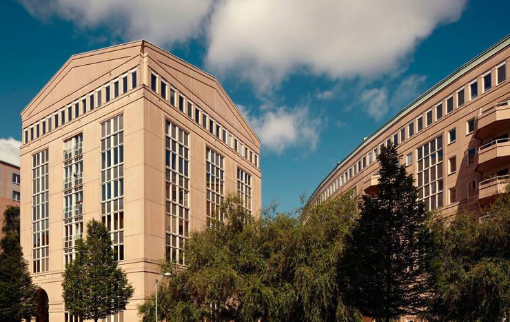 Pa Soder Crescent:  de estilo  de Ricardo Bofill Taller de Arquitectura