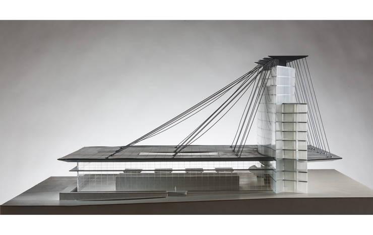 Mediterranean Cultural Centre:  de estilo  de Ricardo Bofill Taller de Arquitectura